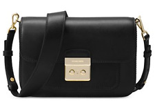 MICHAEL Michael Kors Sloan Editor Large Shoulder Bag Black SOLD OUT @ STORES