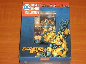 DC Classic Figurine Collection: #31 BOOSTER GOLD 'Michael Carter' 2017 Eaglemoss