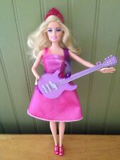 Barbie Princess Pop Star Tori Doll with Accessories