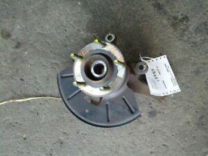 Driver Left Front Spindle/Knuckle Fits 05-12 ESCAPE 124412