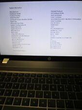 HP 4530s Probook Notebook Intel Core 3-2310M CPU, 2.10GHz, 6 GB RAM, NO HDD