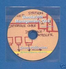 Bandwidth Management QoS Network Administration CD