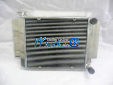 All Aluminium Radiator for Mazda RX2 RX3 RX4 RX5 with Heater Pipe