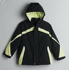 Athletech kids Boy's 4-in-1 Ski winter Jacket hooded coat fall spring size XS4/5