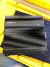 New ListingPre-owned Alpine 3553 4/3/2 channel amplifier 35W by 4 channel