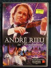 Andre Rieu in Wonderland (DVD, Region 4) k7