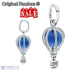 Original Pandora® Hot Air Balloon Pendant S925 ALE Charm 798064NMB + Gift Pouch