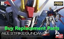 2x Replacement Parts for RG Aile Strike Gundam