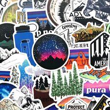 50Pcs Grateful Stickers Laptop Waterproof Vinyl Decals Cool For Home Art Sticker