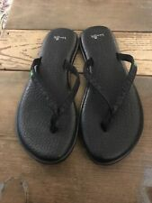 Sanuk Flip Flops Size 7