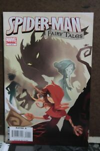 SPIDERMAN FAIRY TALES #1 FIRST PRINT MARVEL COMICS (2008)