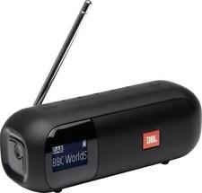 JBL Tuner 2 Radio DAB/DAB+/FM Portatile con Bluetooth - Nero