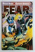 Ghost Rider Captain America Fear 1