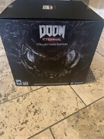 DOOM Eternal Collector's Edition * PC Windows * Brand new Wow 2020 SHIPS TODAY