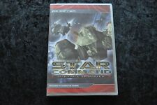 Star Command Surface Skimmer PC Game Sealed