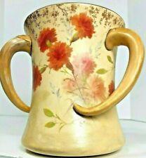 Royal Doulton Burslem 3 Tusk Handle Loving Cup Robert Allen Studio Circa 1893!
