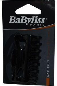 Babyliss Mâchoir Clip Noir Moyen 6cm (14 Dents )