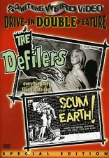Defilers/Scum of the Earth (DVD Used Very Good) BW