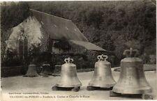 CPA  Villedieu-les-Poeles -Fonderie de Cloches et  Chapelle St-Blaise (209413)