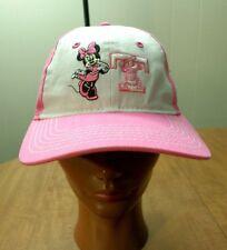 TOLEDO MUD HENS girls baseball hat Minnie Mouse New Era cap Ohio Disney OG