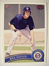 MAX KEPLER RC TWINS 2011 Topps Pro Debut baseball card #63 BERLIN GERMANY ROOKIE