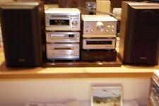 TECHNICS SL/E 81 MINI HI FI SYSTEM