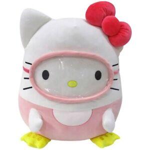 """BNWT 20"""" HELLO KITTY SCUBA Squishmallow *RARE* *HARD TO FIND* *NEW*"""