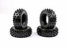 Rovan Screwed Bow Tie Tyres Set for HPI Baja 5B, KM Buggies 1/5th Scale RC