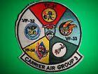US Navy Patch CARRIER AIR GROUP 3 From Vietnam War Era