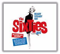 Ready Steady Go! - The Sixties - New Double Vinyl LP