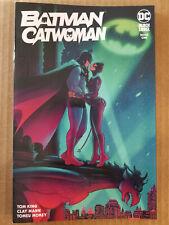 Batman Catwoman #1 Team Variant By Jen Bartel * Brand New *