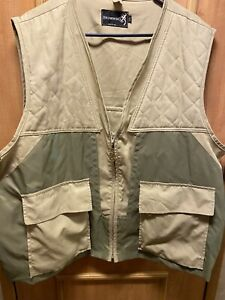 Browning Mens Hunting Vest XL Please See Photos!!!!