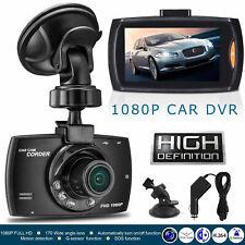 HD 1080P 2.7'' Dash Cam Car DVR Video Recorder Camera G-sensor Night Vision DE