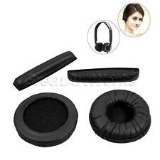 Headphones Ear Pads + Headband Cushions for Sennheiser PX100 PX200 PXC150 PXC250