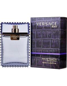 Versace Man Eau de Toilette 100ml rare