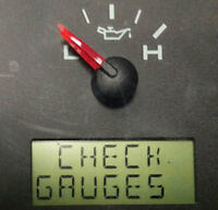 TAE 2004 2005 2006 2007 2008 Ford F150 F-150 Speedometer Cluster LCD Screen