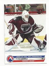 2003-04 AHL Top Prospects #6 Peter Budaj