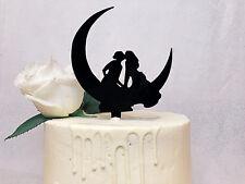Mrs & Mrs Lesbian Gay Wedding Cake Topper - Same Sex Marriage Brides Silhouette