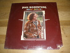 PHIL ROSENTHAL indian summer LP RECORD - Sealed
