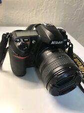 Nikon D D200 10.2MP Digital SLR Camera - Black (Kit w/ AF-S DX G 18-70mm Lens)