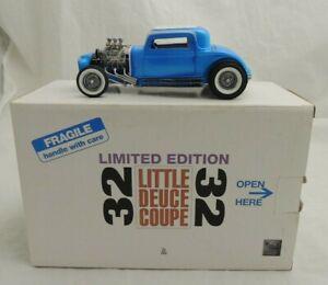 1932 Ford Little Deuce Coupe - By Danbury Mint - 1:24 Replica Hot Rod