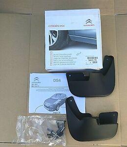 Citroen DS4 Front Mud Flap Kit - 940378 **Genuine New OEM part**