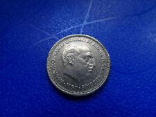 5 PESETAS 1957 estrella 63 MBC+ - Escasa Moneda - ESTADO ESPAÑOL