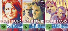 Marie Brand 1-3 (1+2+3) Folge 1-18 DVD Set NEU OVP