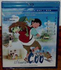 EL VERANO DE COO COMBO BLU-RAY+DVD NUEVO PRECINTADO MANGA COMIC (SIN ABRIR) R2