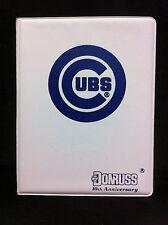 Rare 1990 DONRUSS 10th Anniversary CHICAGO CUBS Baseball Cards TEAM SET w Folder
