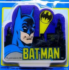 BATMAN DC COMICS CANDLE BIRTHDAY WEDDING CAKE TOPPER DECORATION VINTAGE NEW 8194