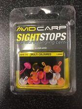 Avid Carp Sight Stops - Multi Coloured  - Long