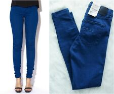 NOBODY Cult NWT High-Rise Skinny Tide Women's Jeans Size 24 / AU 6 RRP $169