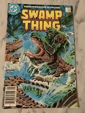 swamp thing 32 (1985) Alan Moore 1 Blemish To Cover, Otherwise Great Condition